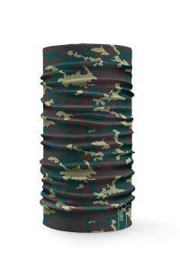 Scaldacollo Militare Camo Forest