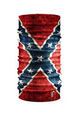 bandana scaldacollo con stampa confederazione