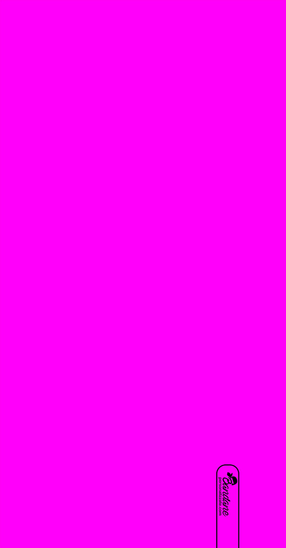 Scaldacollo Fluo Pink