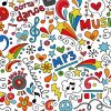 Scaldacollo bandana musica mp3 audio bambini