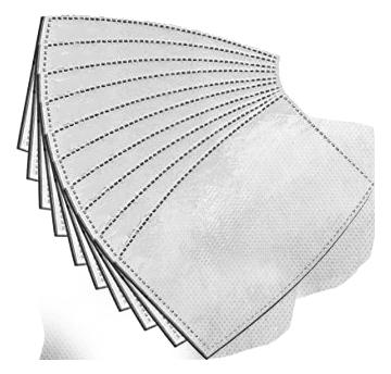filtri mascherine personalizzate