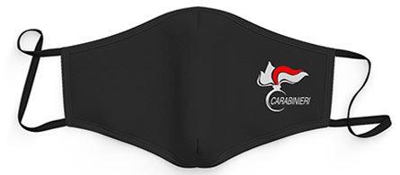 mascherina personalizzata carabinieri