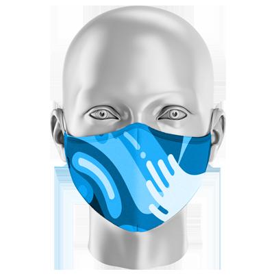 mascherine personalizzate lavabili